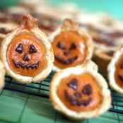 Pumpkin Pie Bites