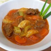 Da' Bes' Hawaiian Local-Style Beef Stew