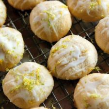 The Pioneer Woman's Coconut-Lime Butter Cookies