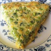 Broccoli Crustless Quiche