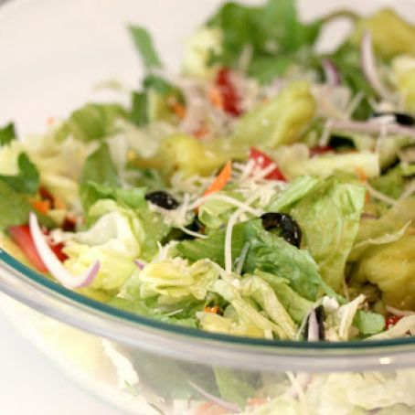 Olive Garden Salad And Dressing Recipe 4 5 5