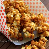 Homemade Cracker Jack® Caramel Corn