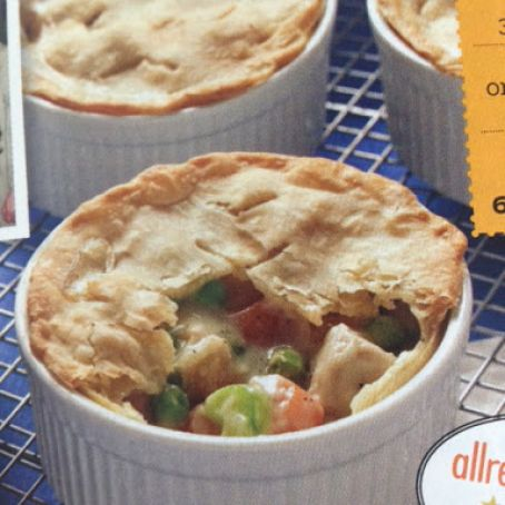 Made From Scratch Chicken Pot Pie Recipe 4 5 5