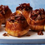 Maple, Bacon & Pecan Sticky Buns