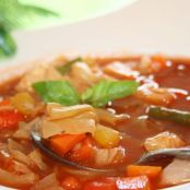 Zero Point Weight Watchers Cabbage Soup