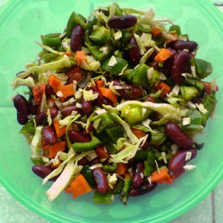 Kidney Bean Salad Recipe Recipe 4 2 5