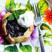 Mini Blueberry Galettes (PW)