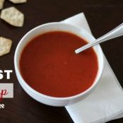 The EASIEST Tomato Soup Recipe {Gluten Free, Dairy Free, & Allergy Friendly}