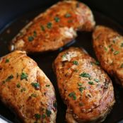 Maple Balsamic & Herb Chicken