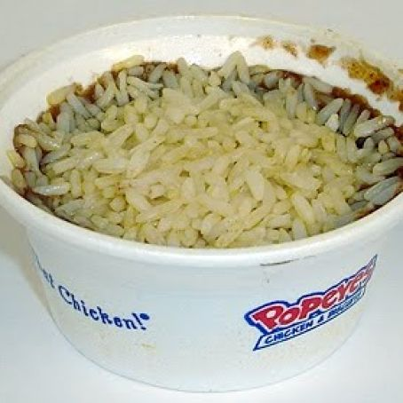 Popeye's® Red Beans & Rice