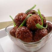 Slow-Cooker BBQ Meatballs Recipe