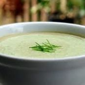Creamy Leek-Potato Soup