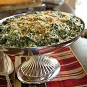 Spinach Madeline