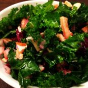 Summer Kale Salad (Whole Foods)