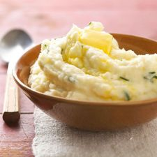 Garlic & Herb Mashed Potatoes