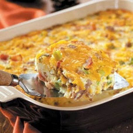 Holiday Brunch Casserole