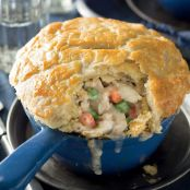 Double-Crust Chicken Pot Pies