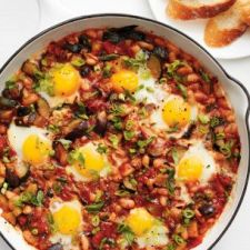 Ratatouille Skillet Eggs