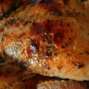 Roasted Cornish Hens for Two