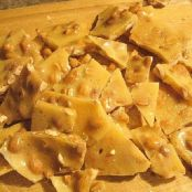 Easy Peanut Brittle