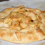 Easy Apple Galette