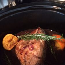 Italian Pork (Crock Pot)