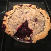 Blueberry Pie - this is it