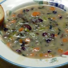 Soup - Wild Rice & Cranberry
