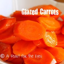Glazed Carrots, Cooks Illustrated Style