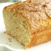 Pound Cake Perfection with Banana Bread variation