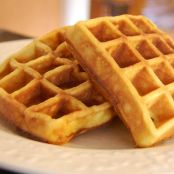 The Best Low Fat Healthy Waffles