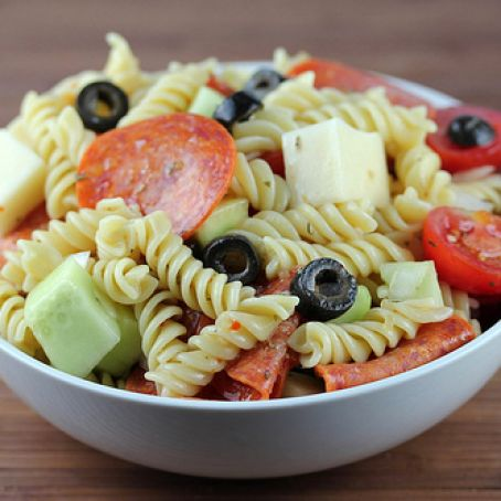 Pepperoni Pasta Salad Recipe Recipe 4 5 5
