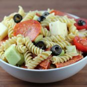 Pepperoni Pasta Salad Recipe