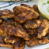 Healthy Chicken Wings