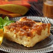 Pineapple Bread Pudding w/ Rum Sauce