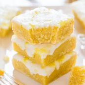 Lemonies (like Brownies)