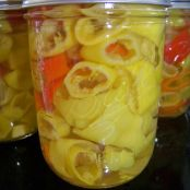Canning Pepper Rings