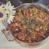Lamb and Bean Casserole