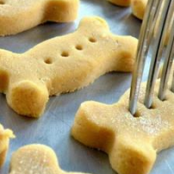 Cleo's Pumpkin Dog Biscuits