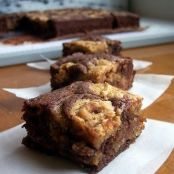 Brownies, Chocolate Peanut Butter