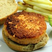 Mark Bittman's Salmon Burger Recipe