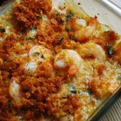 Garlic Baked Shrimp