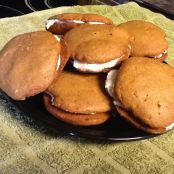 Coconut oil Malasses Cookies