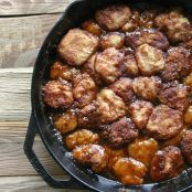 Skillet Monkey Bread