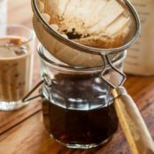 Cold Brewed Coffee Concentrate