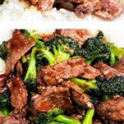 BETTER THAN TAKEOUT! BEEF AND BROCCOLI
