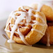 Crescent Roll Cinnamon Rolls