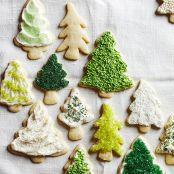 Sugar Cookie Christmas Tree