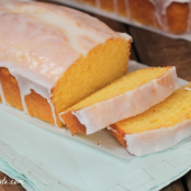Starbuck's Iced Lemon Pound Cake Copycat Recipe