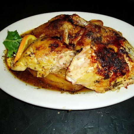 Chicken Vesuvio Recipe 4 5